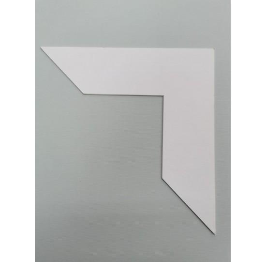White Matboard