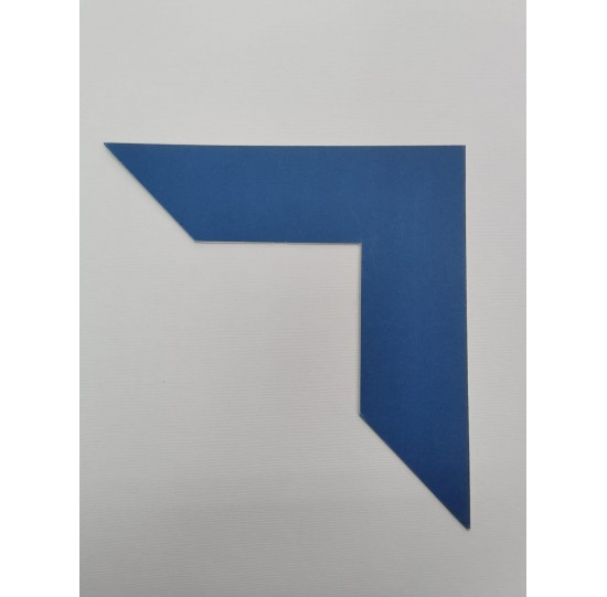 Blue Matboard