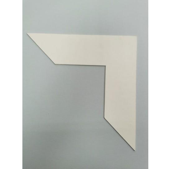 Off-white Matboard